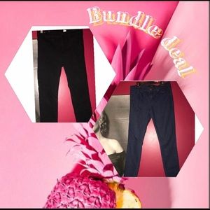 BUNDLE DEAL!!!! Two pairs of jeans!!!
